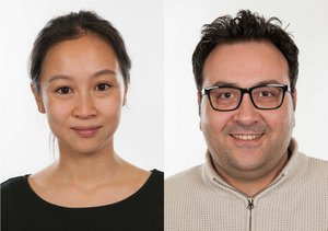 Dr. Charlotte Ng and Dr. Salvatore Piscuoglio joined the Institute for Pathology.